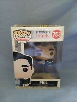 Funko Pop Television Modern Family Phil #753 Vinyl Figure Toy Collectible SEALED