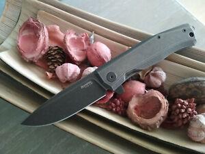 "Lionsteel Knife Myto ""molletta edition"" Titanium All Black"