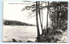 *B63 Jersey City Reservoir Boonton Nj New Jersey old Vintage Postcard