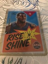 2012-13 Panini Past & Present Andre Drummond Rookie Card Rc Pistons