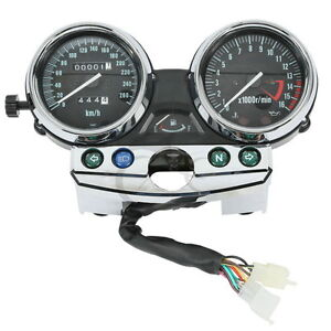 Motor Speedometer Gauge Tachometer Fit For Kawasaki ZRX1100 94-00 ZRX1200 01-08