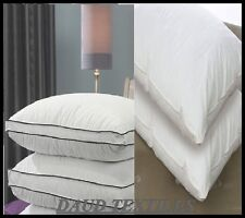 Natural Goose Feather & Down Twin Pillow,Comfortable Extra Filling Best Quality