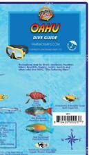Oahu Hawaii Dive Map Waterproof Map by Franko Maps
