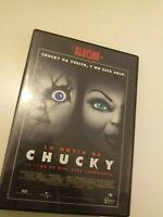 Dvd   la novia de CHUCKY  ( La luna de miel sera sangrienta )