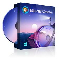 DVDFab Blu-ray Creator Windows 2 años licencia descarga de garantía