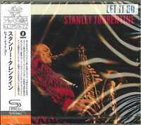 STANLEY TURRENTINE-LET IT GO -JAPAN SHM-CD C94