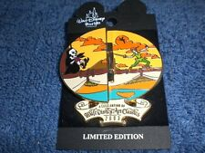 Disney 2003 DCL WDAC  PETER PAN ADVENTURE ON THE HIGH SEAS Storybook  LE Pin