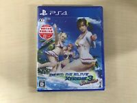DEAD OR ALIVE Xtreme 3 Scarlet PS4 Japan