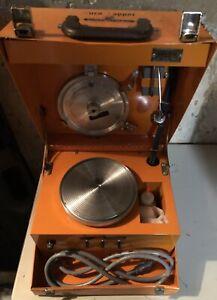 Dura Lapper Mechanical Seal Lapping Polishing Machine DURAMETALLIC Type:AML 110V