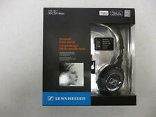 Sennheiser HD 218i Over-Ear Wired Headset Headphones for Apple (iOS) Black