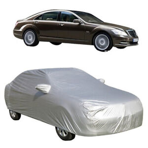 Full Car Cover Waterproof Sun UV Snow Dust Rain Resistant SUV Protection L-XXL
