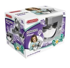 Casdon Little Cook Kenwood Food Mixer Pretend Play Toy Playset