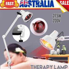 AU 220V Infrared Light Lamp 250W Safe Eye Health Skin Massage Warm Therapy