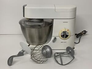Kenwood Chef Premier and 3 attachments