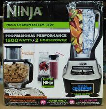 Ninja Mega Kitchen System 1500 Food Processor Blender BL773CCO