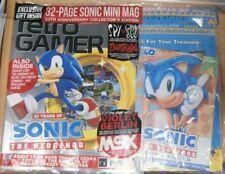 Retro Gamer magazine #221 2021 30 years of Sonic the Hedgehog inc 32page MiniMag
