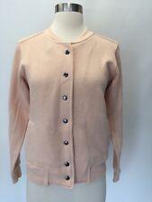 Madewell Miles Bomber Sweatshirt Pink Size XXS G9367 4151c8d52