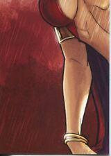 Vampirella 2012 The Genesis Of Vampirella Chase Card V2-P4