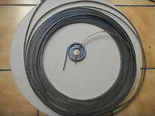 Wellenband Wellenbandeisen 8 x 0,50 mm  5m-Mini-Rolle.