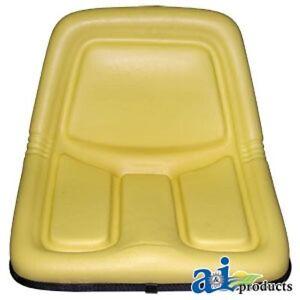 JOHN DEERE SEAT AM103284 HIGH BACK 316 318 322 330 332 420 430 375