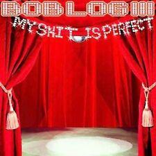 BOB LOG III - MY SHIT IS PERFECT [DIGIPAK] NEW CD