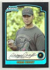 2003 Bowman Draft Picks Chrome - Refractor - #BDP82 - Chris Kinsey - D-Backs