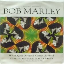 """MARLEY BOB WHAT GOES AROUND COMES AROUND LP 12"""" MIX 1996 ITALY"""