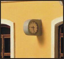 Orologi stazione tondi (2x) kit (H0)
