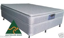 Double Pillow Top Mattress - MELB METRO DELIVERY - $15