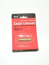 Solid Brass 160 Degree Door Viewer