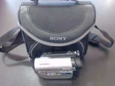 Sony Dcr-Dvd650 Camcorder With Case (Ao1039170)