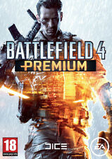 Battlefield 4 Premium Service PC IT IMPORT ELECTRONIC ARTS