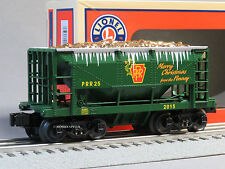 LIONEL PRR ORE CAR GOLD LOAD 25 train o gauge freight train 82709 mining 6-82881