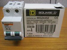 Square D MG24452/C60N 2 Pole 20 Amp Breaker