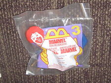1996 Marvel McDonalds Happy Meal Toy - Wolverine #3