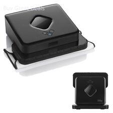 Braava 380t Floor Mopping Robot, Robotic Vacuum Cleaner, Black - New