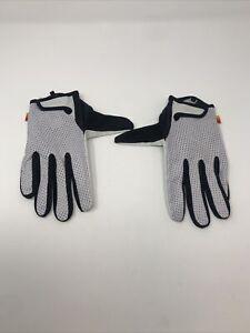 Specialized 74 Glove Long Finger White/Black Medium