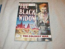 The Black Widow The Coldest War (1990) Marvel Graphic Novel
