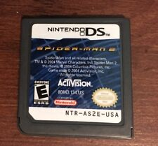 Spider-Man 2 (Nintendo DS, 2004) Game Only