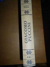 LEONARDO PINZAUTI- GIACOMO PUCCINI- ERI 1975