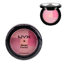 Buy 2 Get 1 Free! (Add All 3 To Cart) Nyx Mosaic Powder Blush (Choose Shade)