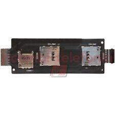 flat lettore scheda SIM per Asus Z00AD ZE551ML ZenFone 2 5.5 flex micro SD
