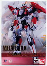 Metal Build Full Metal Panic! Invisible Victory Laevatein Action Figure In Stock