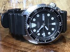 VTG SEIKO AUTOMATIC DAY DATE 150m WATER RESISTANT WATCH 6309-7049 RUNS GREAT