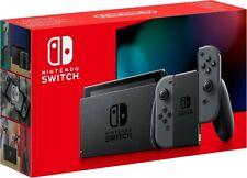 Nintendo Switch 32GB Spielkonsole, Neues Modell - Grau 5500462674