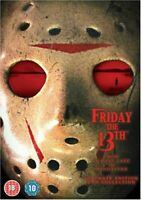 Friday the 13th Parts 1-8 [Edizione: Regno Unito] - DVD D051112