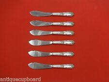 Splendor by International Sterling Silver Trout Knife Set 6pc. HHWS  Custom Made