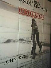 TURTLE DIARY John Irvin GLENDA JACKSON Ben Kingsley  affiche cinema