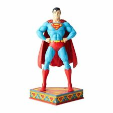 DC Comics Superman Silver Age Collectors Figurine  - Boxed Enesco Gift