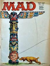 MAD MAGAZINE -  NO. 74  - OCTOBER, 1962